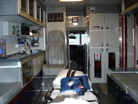Ambulance Two | The Southwick Massachusetts Fire Department