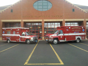 EMT Ambulances