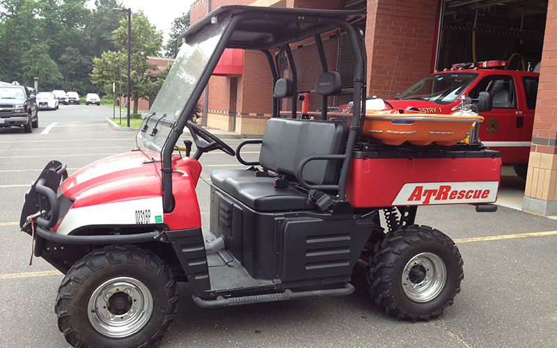 ATV Rescue Vehicle