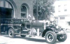 Ahrens Fox Engine Company No. 8 Wilmington, DE