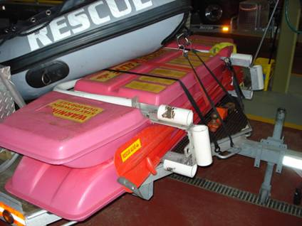 Rescue Alive Ice Rescue Sled